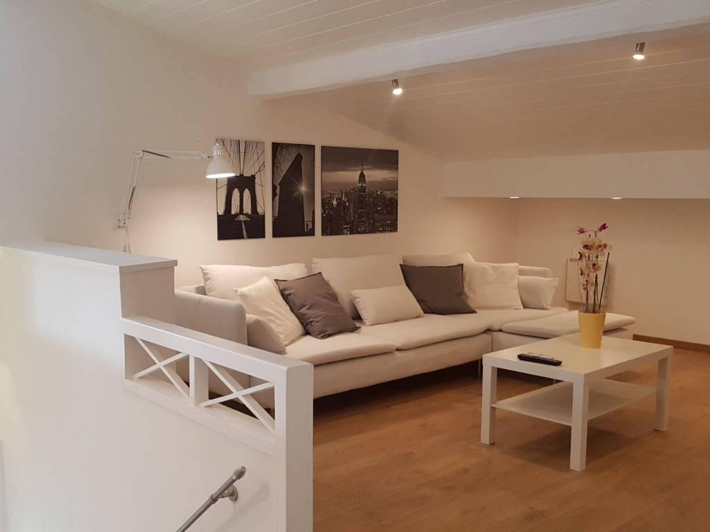 Soggiorno appartamento in affitto Forte dei Marmi