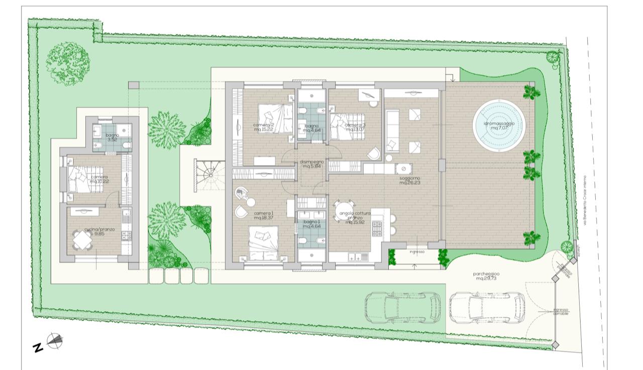 planimetria-villa 2