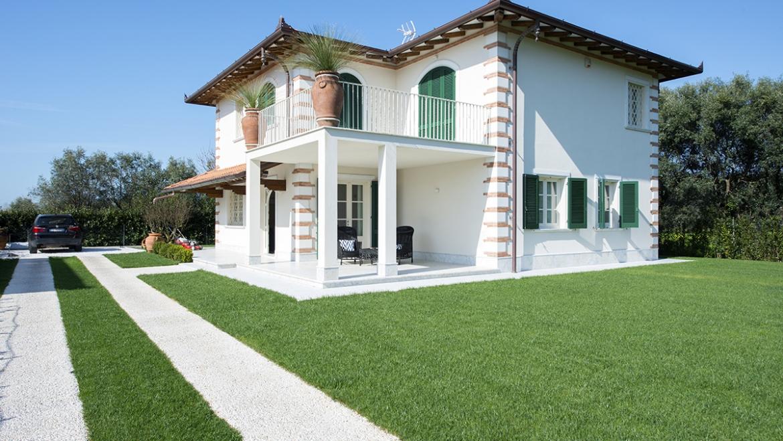 Villa, nuova, 250 mq, Pietrasanta