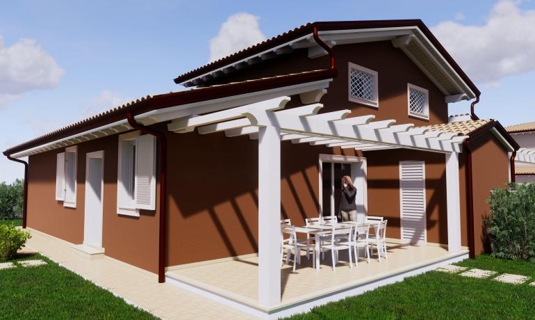 Pietrasanta villa indipendente con giardino