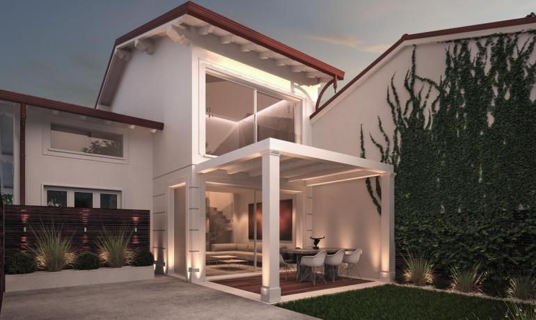 Forte dei Marmi Villa di nuova costruzione con giardino